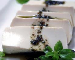 豆腐の塩漬け