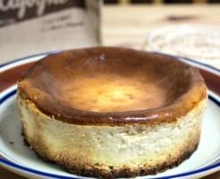私の鉄板NYチーズケーキ