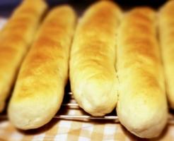 ほわほわスティックパン