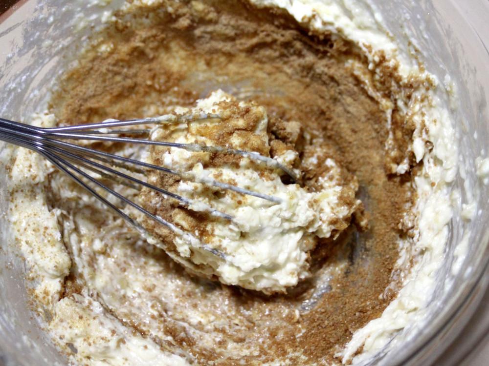 豆乳カスタードクリーム