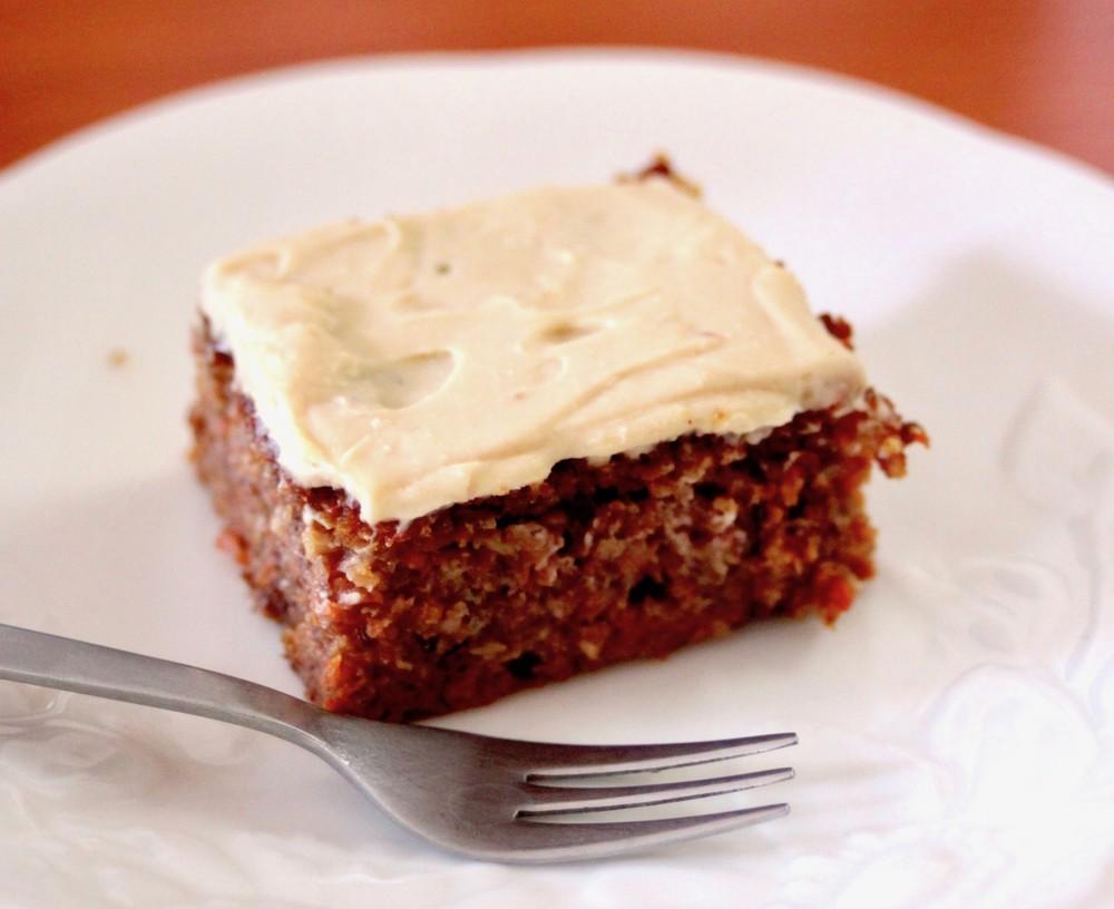 ケーキ キャロット