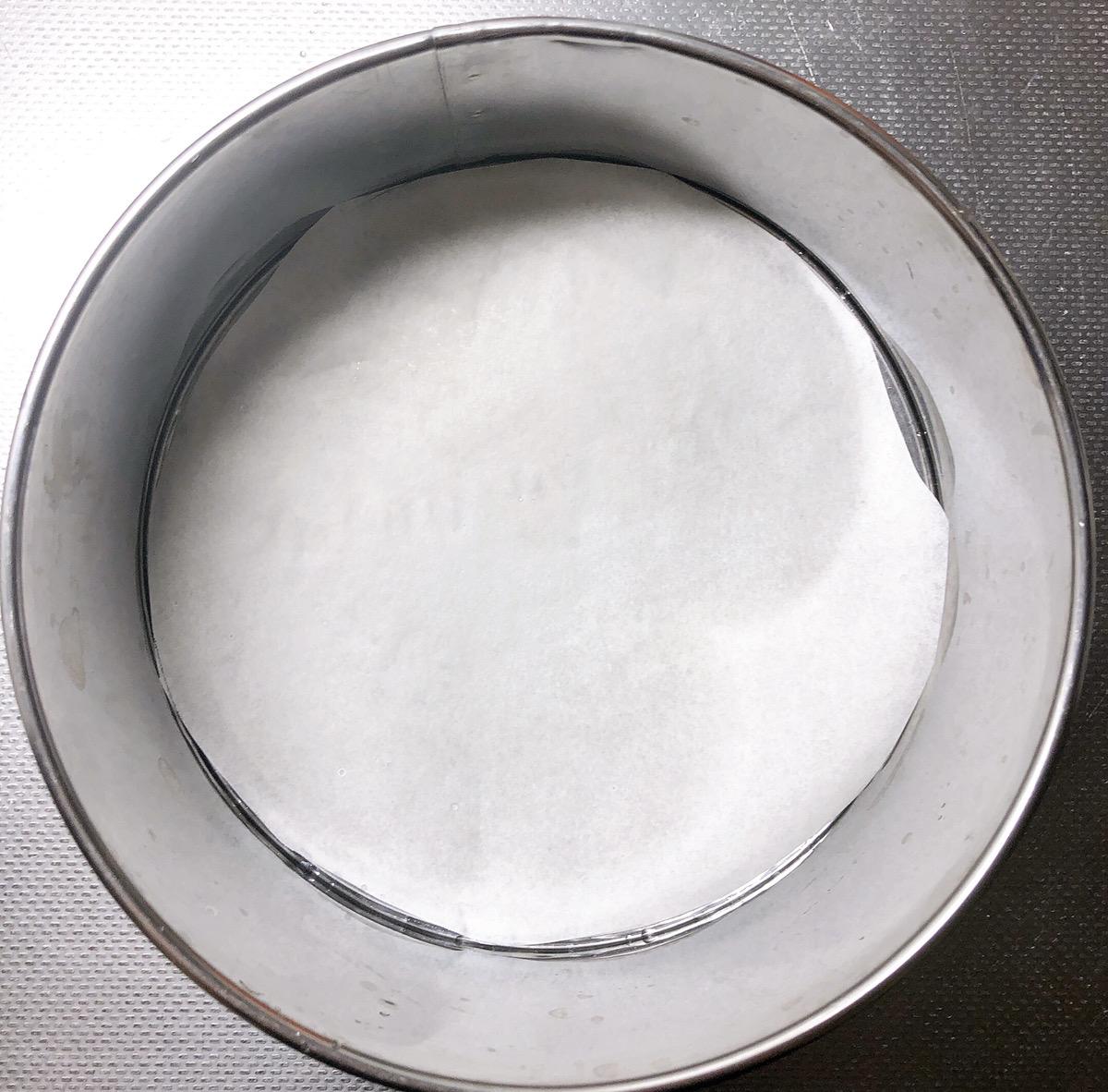 王道スポンジケーキ