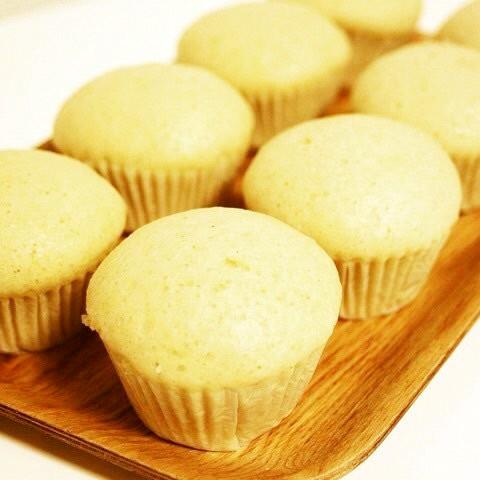 ふんわり王道の蒸しパン